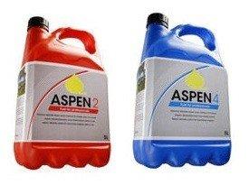 Aspen-benzine