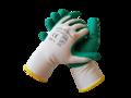 Latex-Werkhandschoenen