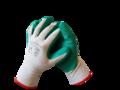 Latex-werkhandschoen-LIGHTHOUSE-groen-maat-10