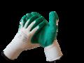 Latex-werkhandschoen-LIGHTHOUSE-groen-maat-11